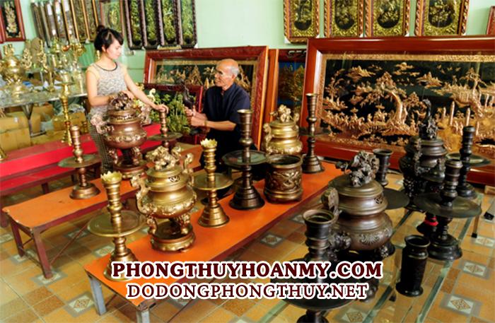 Du lịch làng nghề đúc đồ đồng mỹ nghệ Đại Bái miền Kinh Bắc