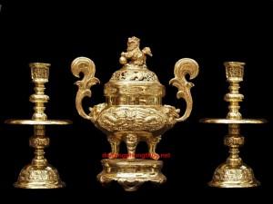 ý nghĩa của lư hương trong văn hóa thờ cúng