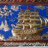 Ý nghĩa phong thủy của tranh đồng thuận buồm xuôi gió