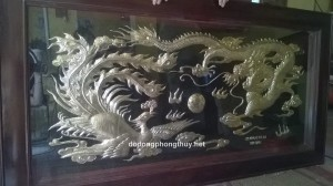 tranh dong long phuong chau nguyet