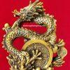 Chiêu tài tiến bảo với tượng rồng phong thủy bằng đồng cao cấp