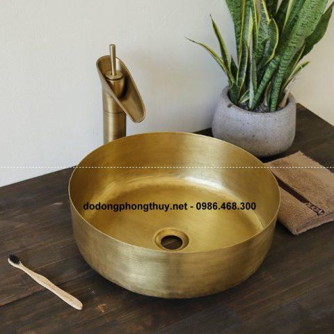 Top 6 mẫu lavabo bằng đồng đẹp xuất sắc
